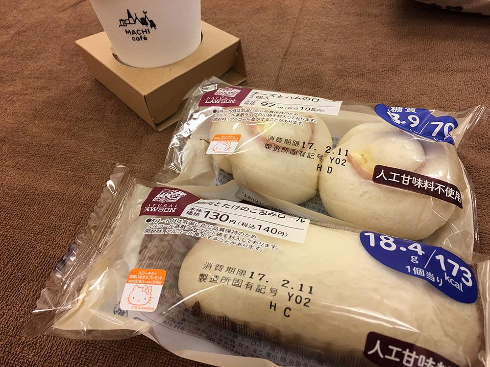 2月10日(金)の昼ご飯