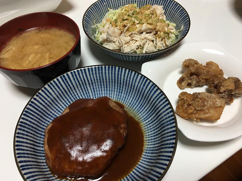 2月10日(金)夜ご飯
