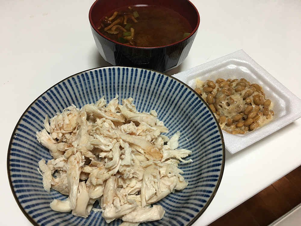 2月12日(日)昼食