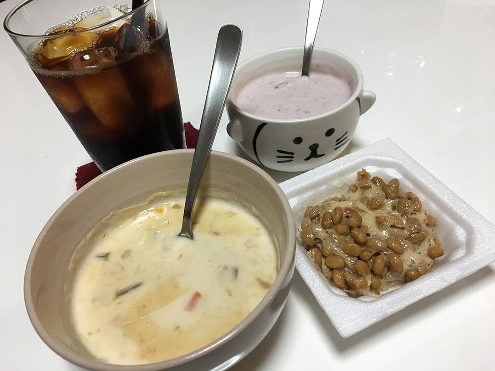 2月15日(水)朝ご飯