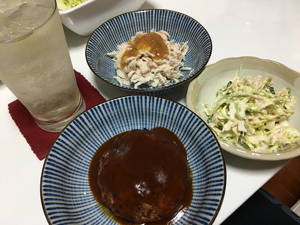 2月15日(水)晩ご飯