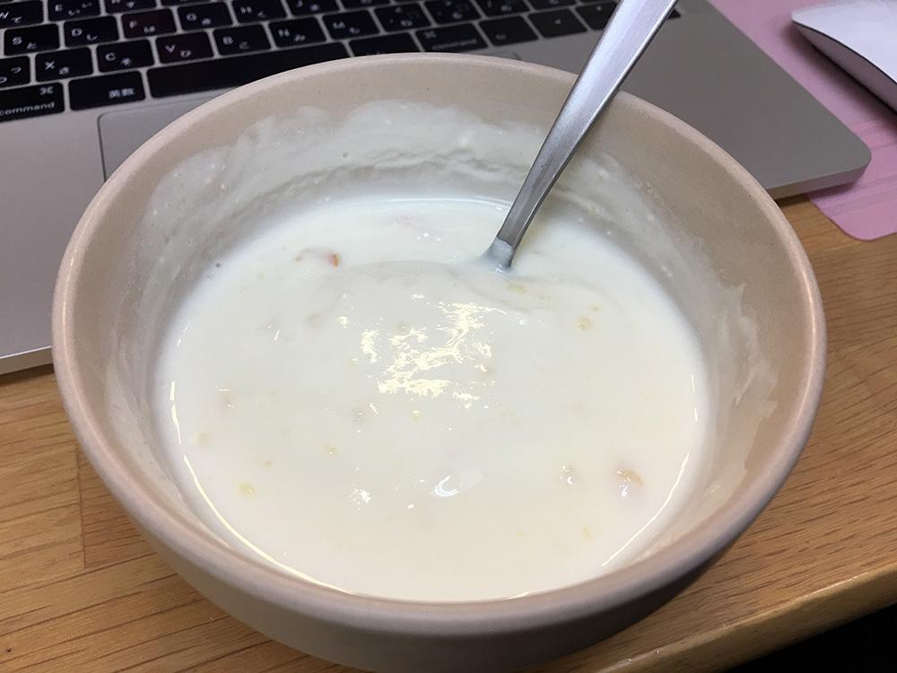 2月17日(金)朝ご飯