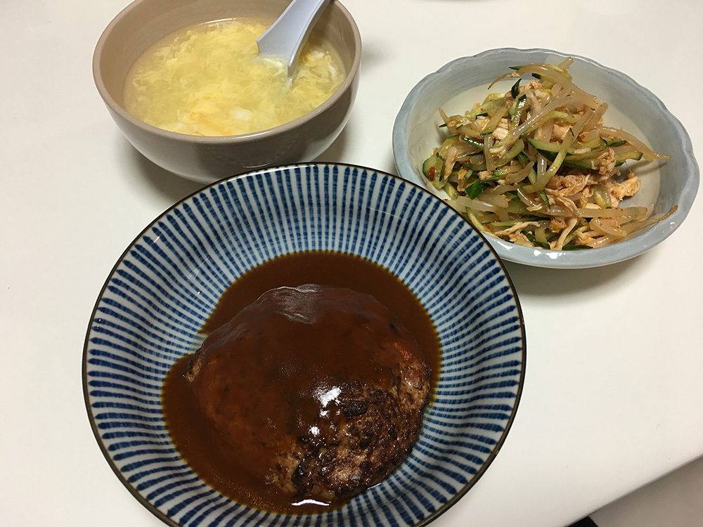 2月21日(火)晩ご飯