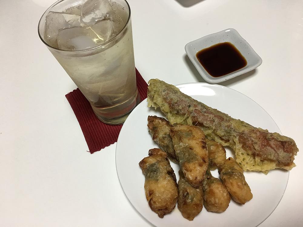 2月23日(木)晩ご飯