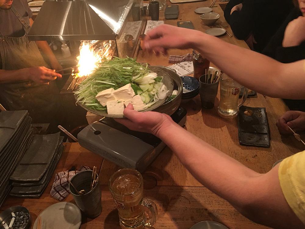 2月25日(土)晩ご飯