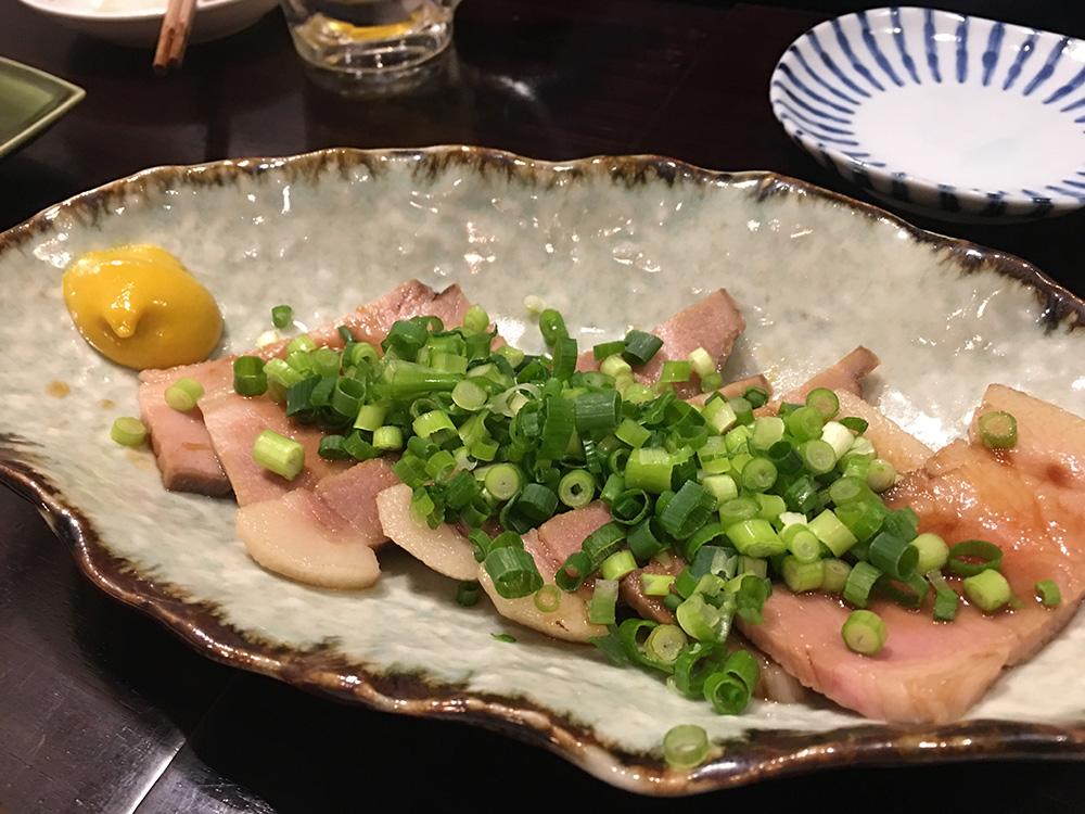2月26日(日)自家製焼き豚