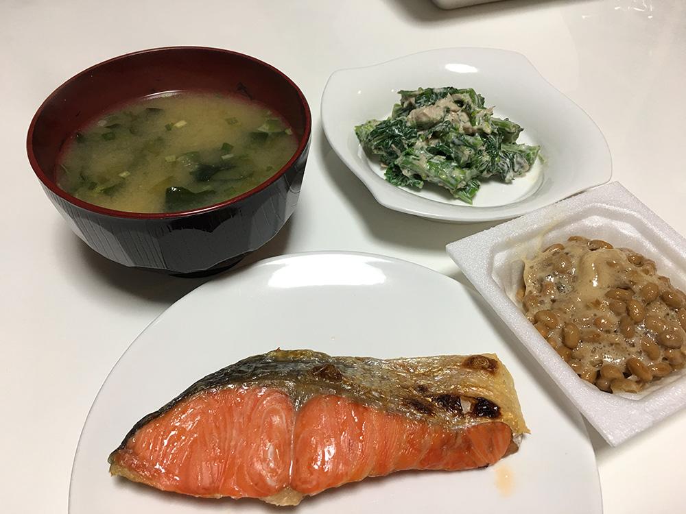 2月27日(月)間食