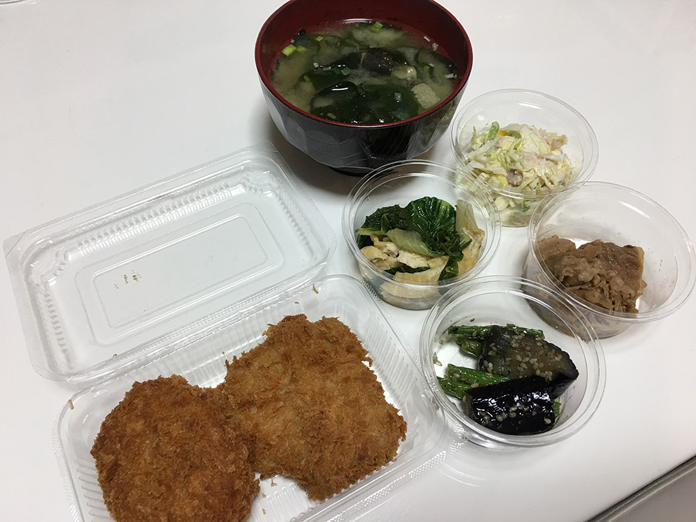 3月1日(水)昼ご飯