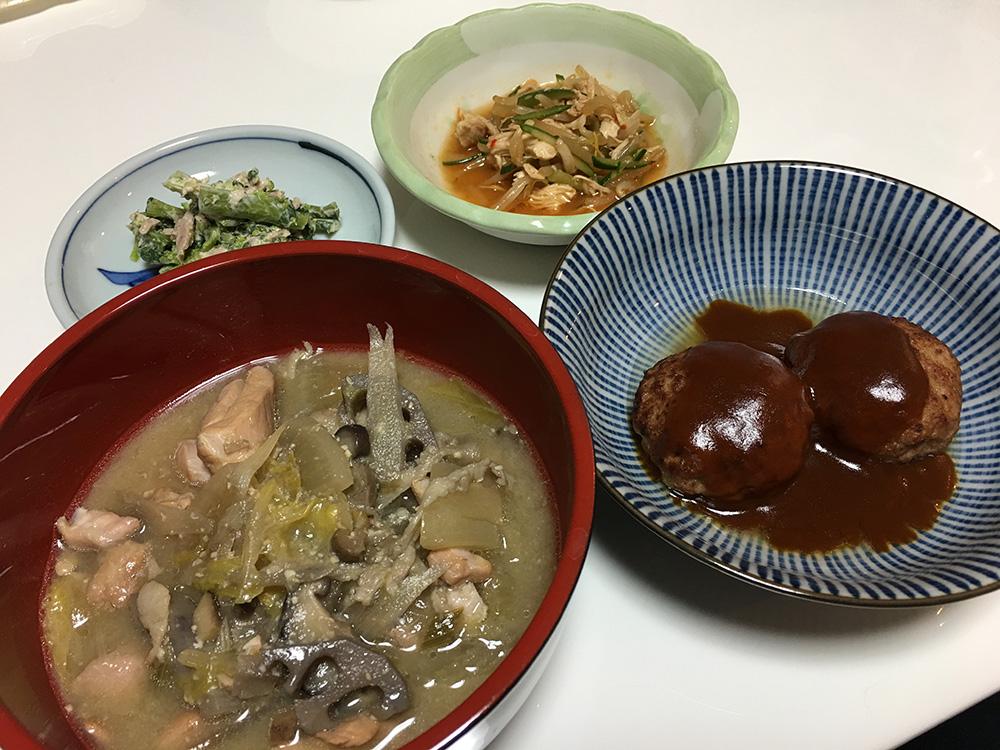 3月4日(土)昼ご飯