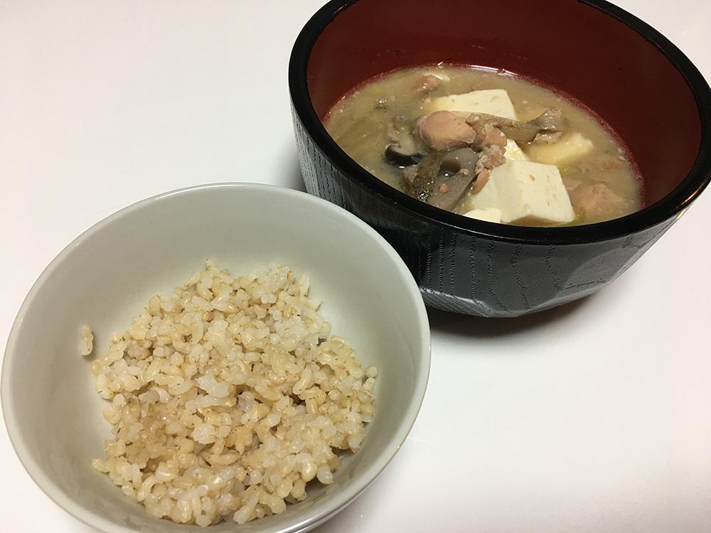 3月5日(日)昼ご飯