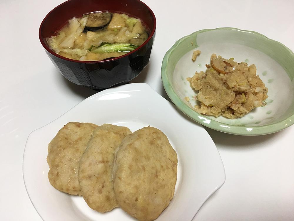 3月7日(火)昼ご飯