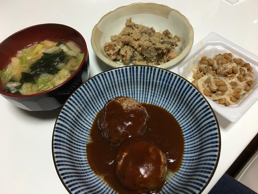 3月9日(水)晩ご飯