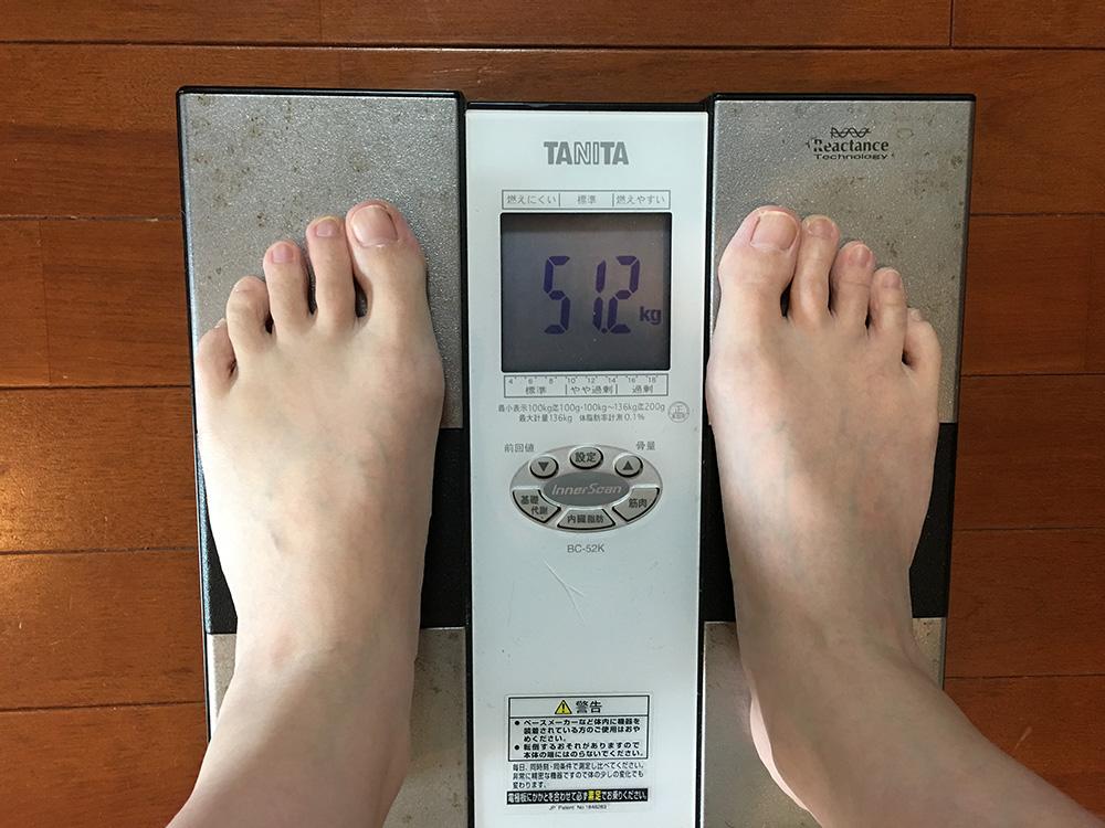 3月10日(金)今朝の体重