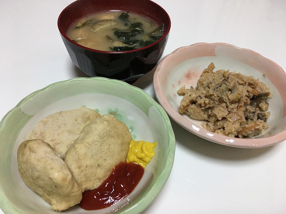 3月11日(土)昼ご飯