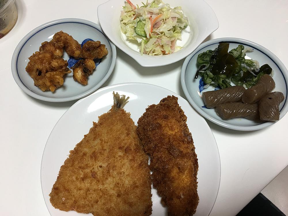 3月12日(日)晩ご飯