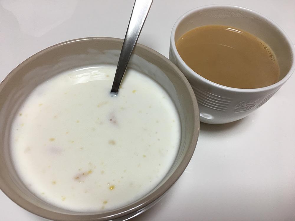 3月14日(火)朝ご飯