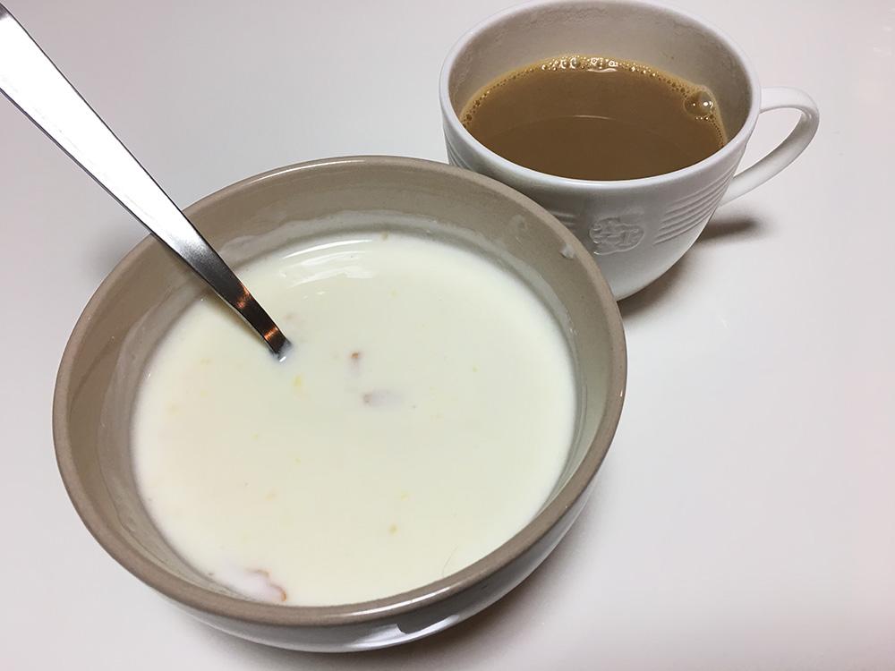 3月17日(金)朝ご飯