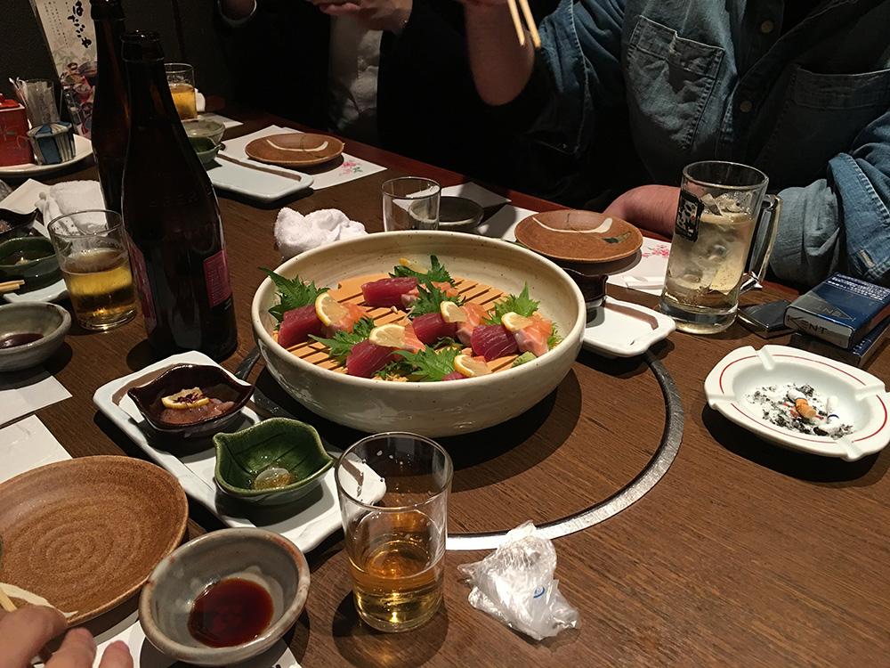 3月18日(土)晩ご飯