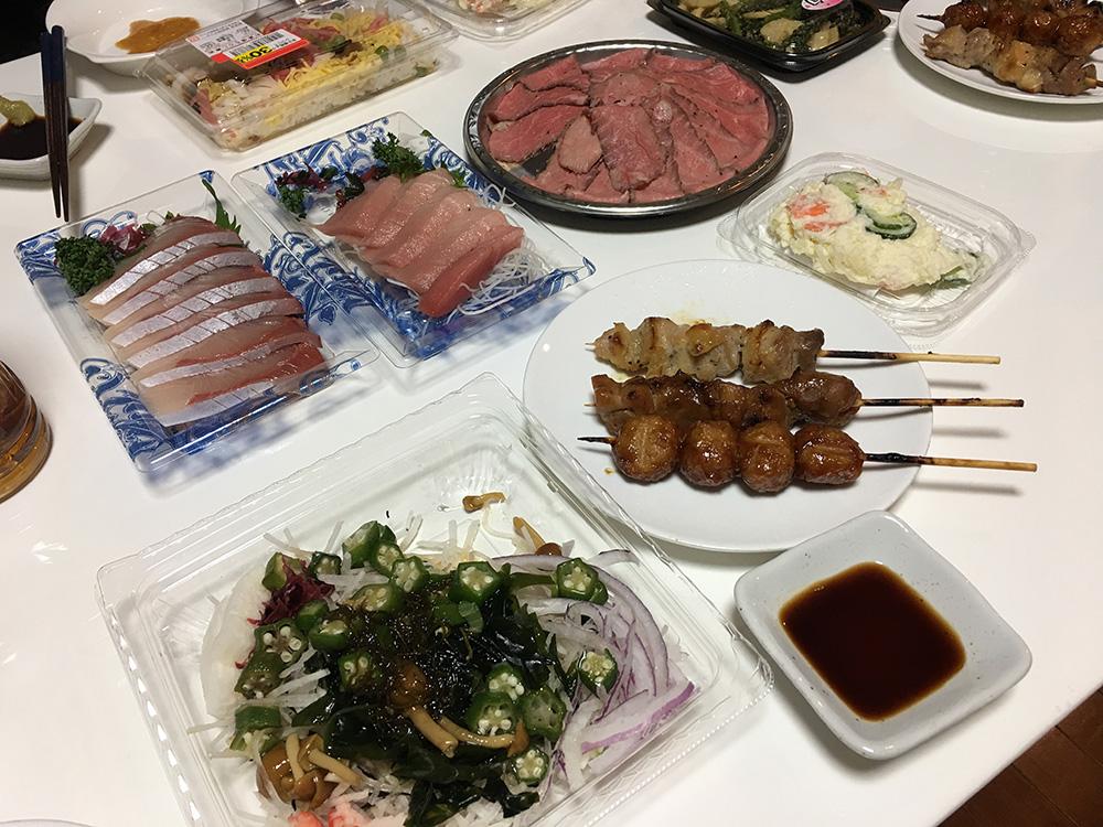 3月20日(月)晩ご食