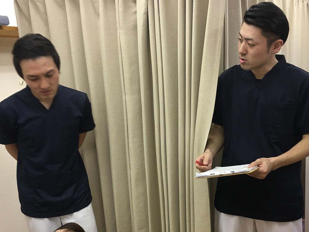 李先生岡田先生
