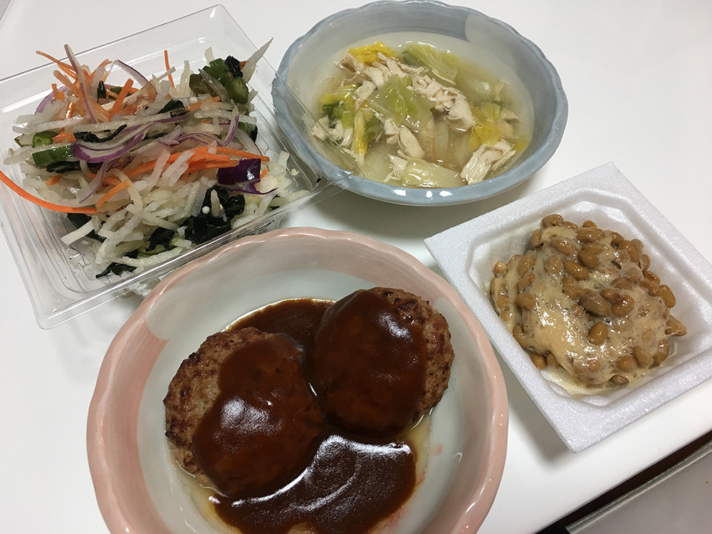 4月4日(火)昼ご飯