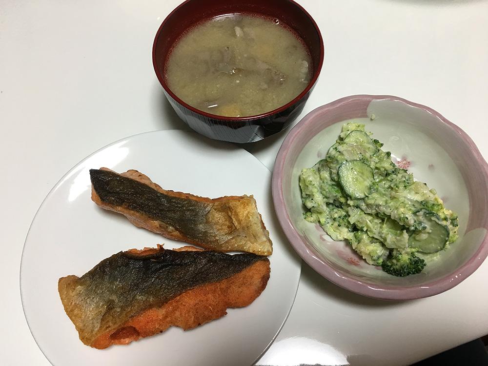 4月5日(水)夜ご飯