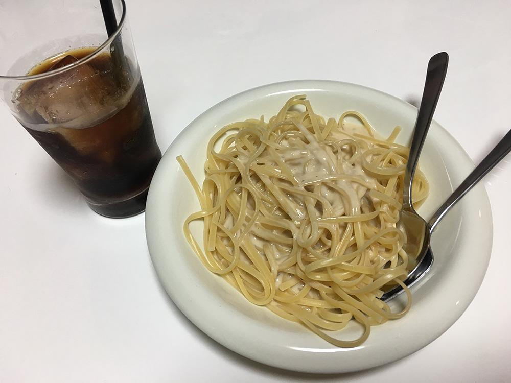 4月13日(木)昼ご飯