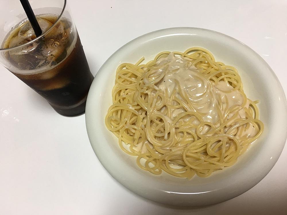 4月16日(日)昼ご飯