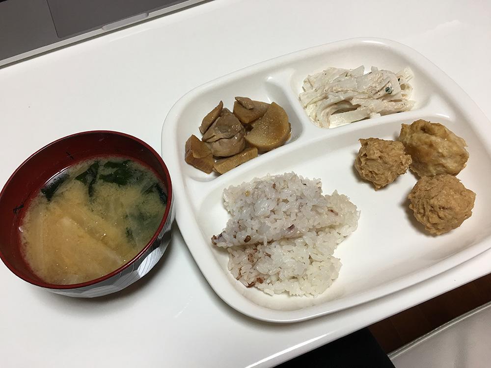 4月24日(月)昼ご飯