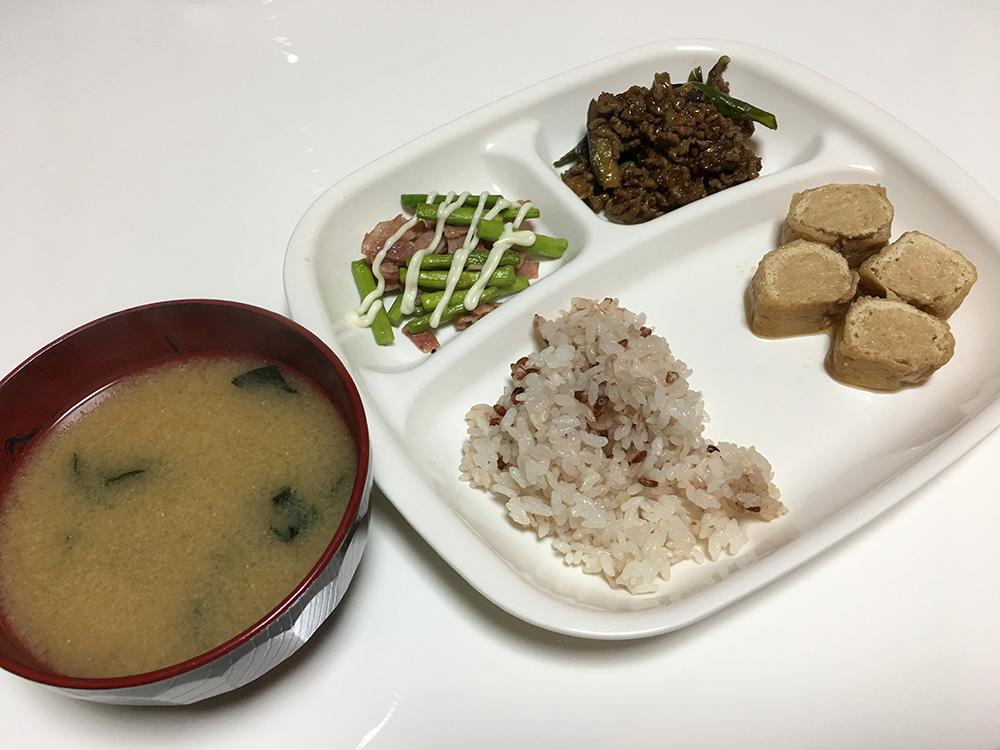 4月26日(水)昼ご飯