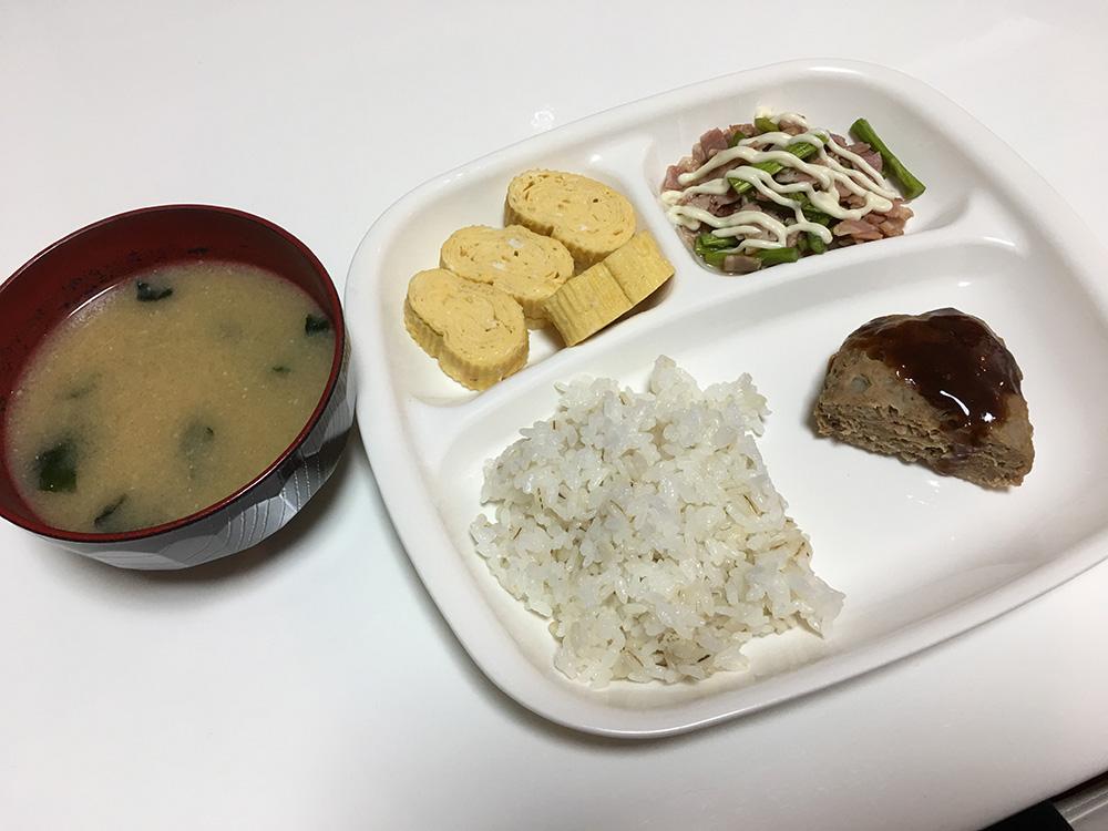 4月28日(金)昼ご飯