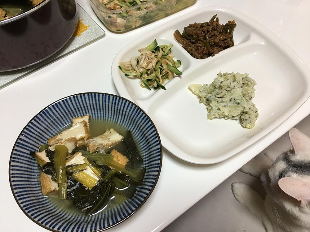5月3日(水)昼ご飯