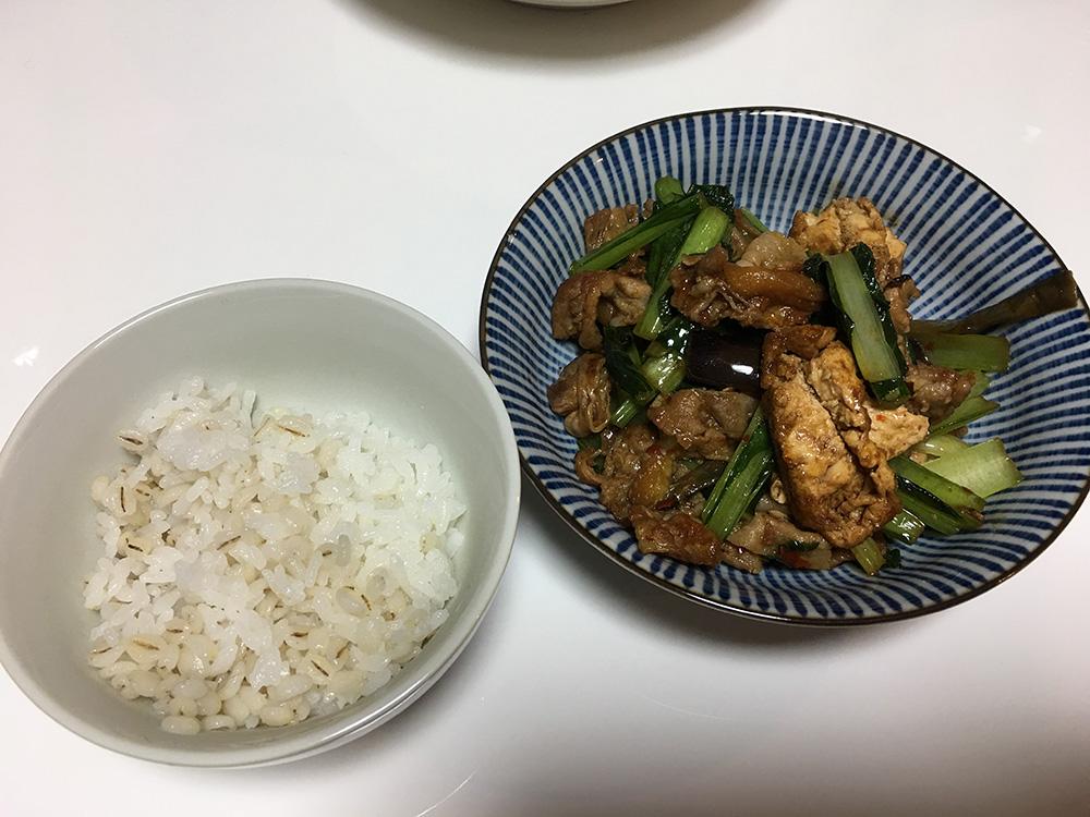5月6日(土)昼ご飯