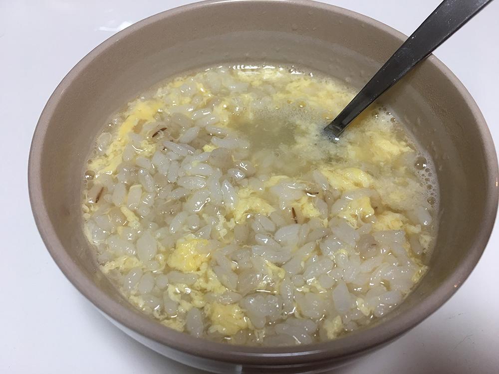 5月7日(日)朝ご飯