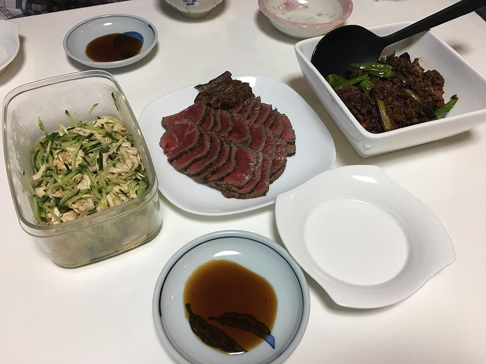 5月7日(日)夜ご飯