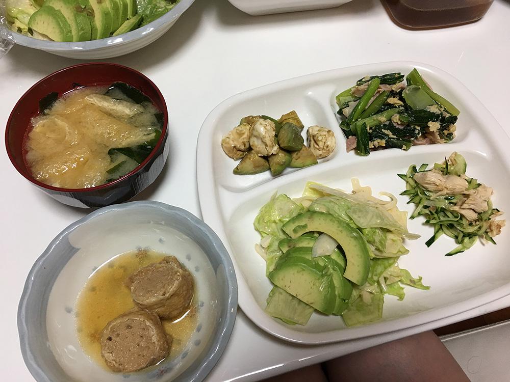 5月11日(木)夜ご飯