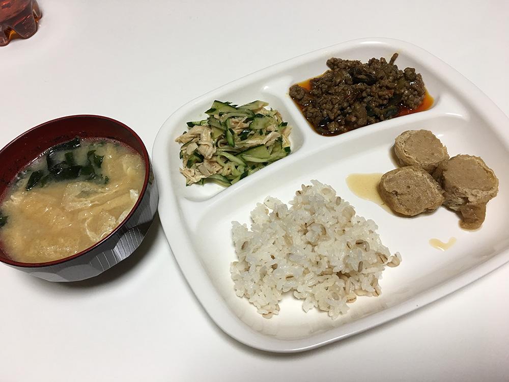 5月12日(金)昼ご飯