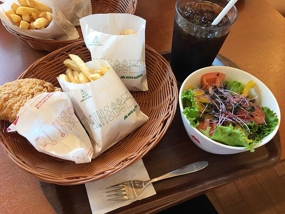 5月20日(土)昼ご飯