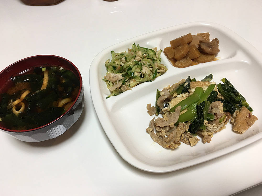 5月30日(火)昼ご飯