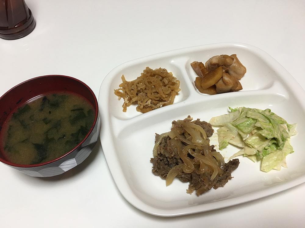 6月2日(金)昼ご飯
