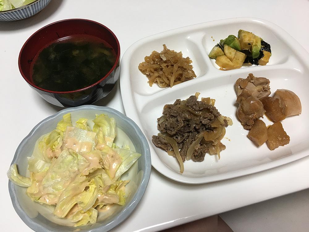 6月2日(金)夜ご飯