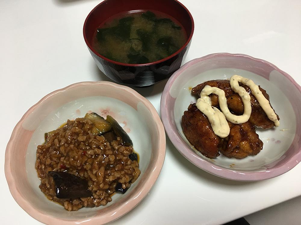 6月3日(土)昼ご飯