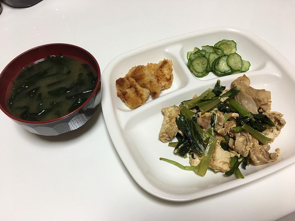 6月5日(月)昼ご飯