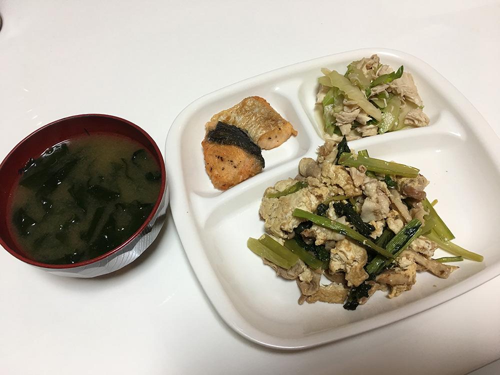6月6日(火)昼ご飯