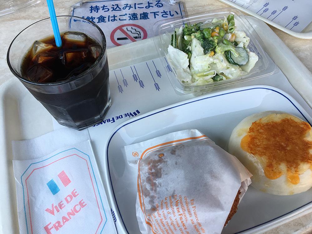 6月15日(木)朝ご飯