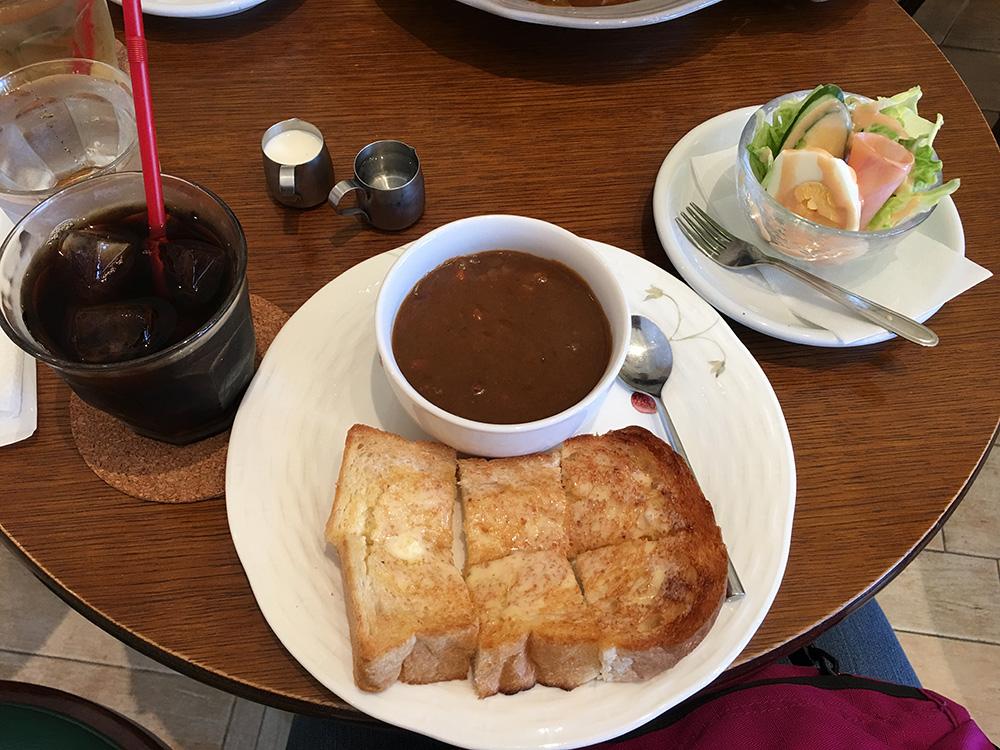 6月15日(木)昼ご飯
