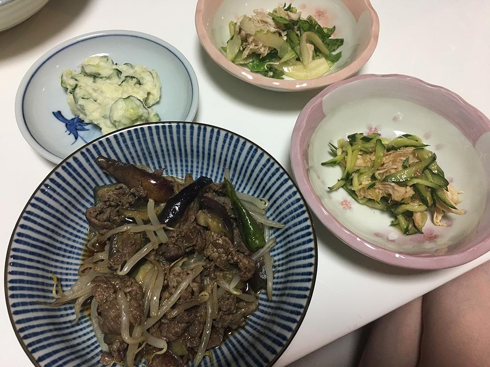 6月16日(金)夜ご飯
