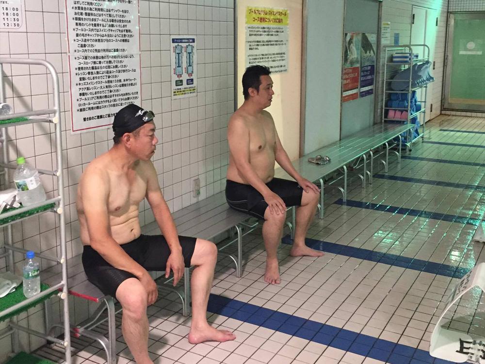 関さんと高橋さん