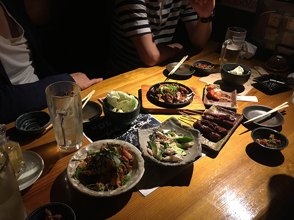 6月17日(土)夜ご飯