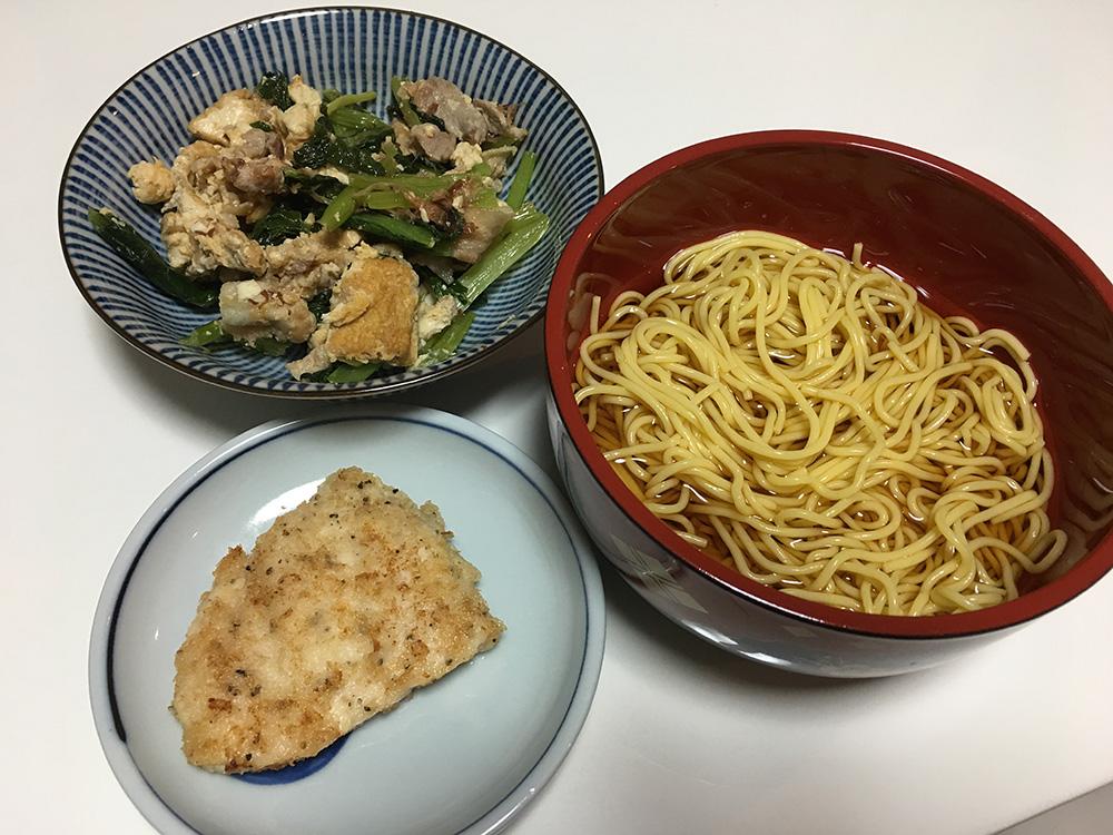6月20日(火)昼ご飯